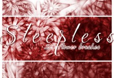 free_Sleepless_20_floral_brushes
