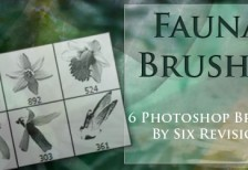 free_floral_brushes_fauna