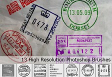 free_photoshop_brush_passport_stamps