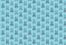 free_rabbit_illustration_pattern