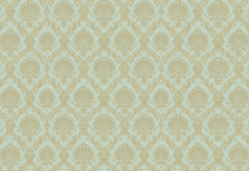 free_teal_gold_damask_texture