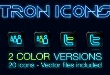 tronsocial-icons
