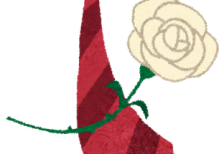 free_illustration_chichinohi_necktie_rose