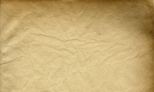 やわらかいシワの入った紙のテクスチャー素材 やわらかいシワの入った紙のテクスチャー素材です。色褪