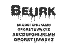 free-horror-font--beurk