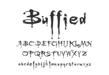free-horror-font-buffied
