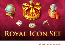 free-icon-royal-set