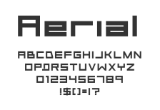 free-bold-square-font-aerial