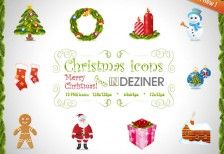 free-icons-cute-merry-christmas