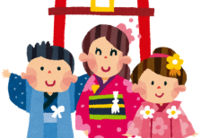 free-illustration-shichigosan-set-torii