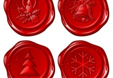free-vector-illustration-red-xmas-stamps