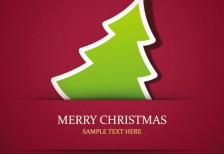 free-vector-simple-xmas-tree-greeting-card