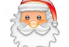 free-illustration-icon-cute-santa-claus-face
