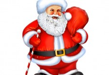 free-illustration-icon-real-santa-claus