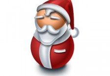 free-illustration-icon-sphere-santa-claus