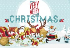 free-illustration-merry-christmas-characters