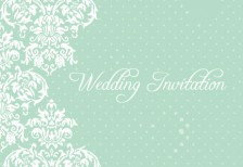 free-vector-template-wedding-invitation
