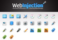 free-cool-icons-web-injection