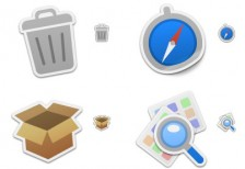 free-cute-icon-sticker-pack