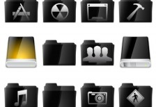 free-desktop-icons-black-glassy