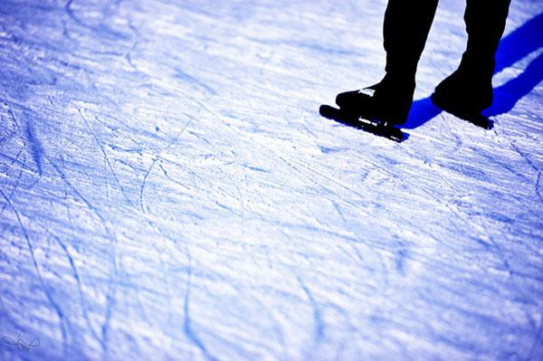 Free photo skating shoes