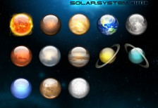 free-icons--solar-system