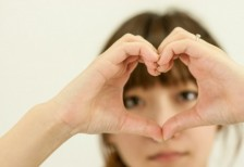 free-photo-hand-heart-woman