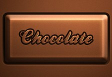 free-psd-chocolate-text-effect
