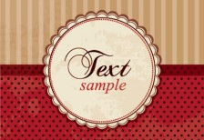 free-vector-retro-invitation-card