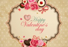 free-vector-template-happy-valentine