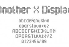 free-font-another-x-display