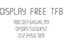 free-font-display-free-tfb