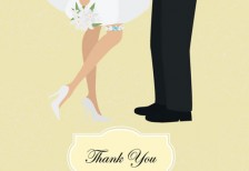 free-illustratioon-wedding-invitation-with-bride