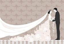 free-vector-illustration-wedding-couple
