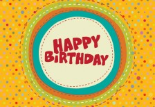 free-vectpr-colorful-birthday-card-circle