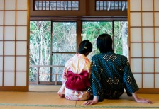 free-photo-onsen-couple-back