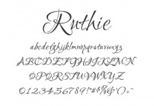 free-calligraphic-font-ruthie
