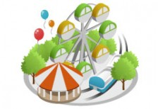 free-illustration-icon-amusement-park