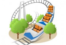 free-illustration-icon-obake-jet-coaster