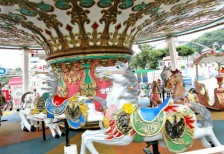 free-photo-merry-go-round