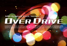 free-font-over-drive