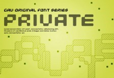 free-font-private