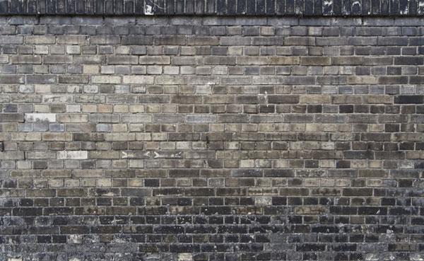 グランジ感のレンガ作りの壁を撮影したフリーテクスチャー グランジ感のレンガ作りの壁を撮影したフリ