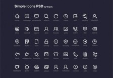 free-icons-simple-psd-onlyoly