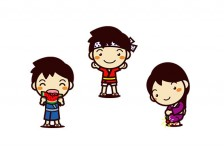 free-illustration-summer-children