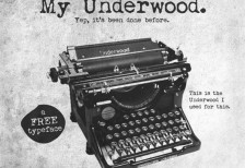 free-font-my-underwood