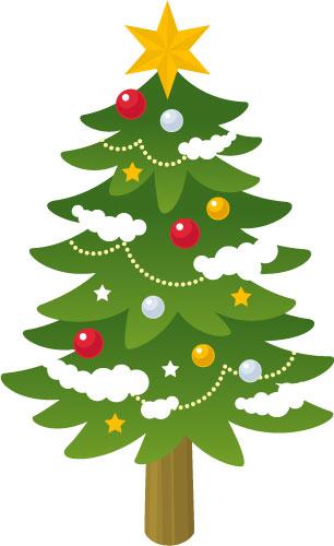 スター飾りやクリスマスボール ...