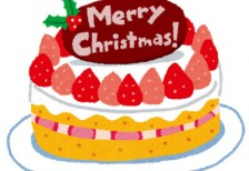 free-illustration-christmas-cake-irasutoya