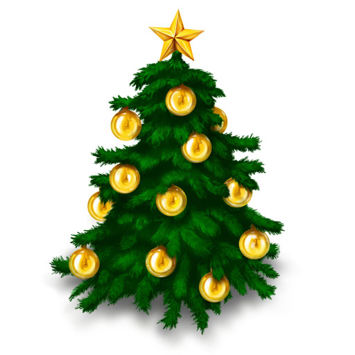 クリスマス ツリー イラスト 無料