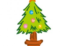 free-illustration-xmastree-illustrain